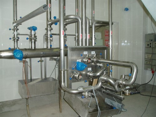 Manifold para aire comprimido - Compreesed Air Manifold